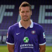 Stürmer König löst Vertrag beim FC Erzgebirge Aue auf (Foto)