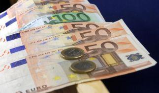 Geldvermögen der Bundesbürger wächst trotz Niedrigzinsen (Foto)