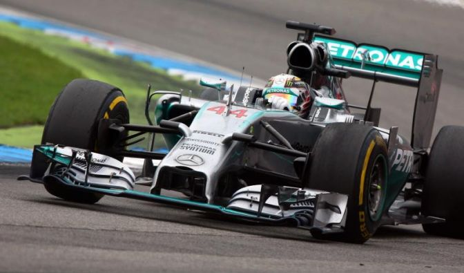 Formel 1 auf dem Hungaroring
