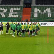 DFB bestraft Bremen mit Länderspiel-Bann (Foto)
