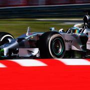 Druck für Rosberg: Hamilton auf Kurs Ungarn-Rekord (Foto)