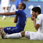 CAS: Urteil gegen Luis Suárez wahrscheinlich im August (Foto)