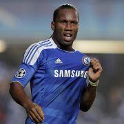 Stürmerstar Drogba kehrt zum FC Chelsea zurück (Foto)