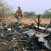 Deutsche Familie kommt bei Air-Algérie-Flugzeugabsturz um (Foto)