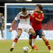Selke führt DFB-Junioren ins EM-Halbfinale (Foto)