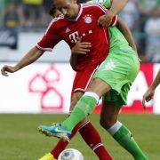 Bayern siegte souverän gegen Wolfsburg (Foto)