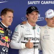 Rückschlag für Hamilton erhöht Rosbergs Titelchancen (Foto)