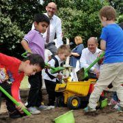 SPD und Grüne kritisieren Betreuungsgeld (Foto)