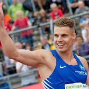 Reus rennt deutschen 100-Meter-Rekord - Rehm überrascht (Foto)