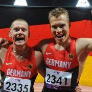 Paralympics-Star Czyz: «Neue Ära des Behindertensports» (Foto)
