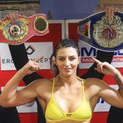 Weltmeisterin Hammer holt sich dritten Titel (Foto)