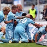 Absteiger starten mit Siegen in 3. Liga (Foto)