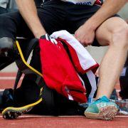 Europäischer Verband zu Rehm: IAAF muss entscheiden (Foto)