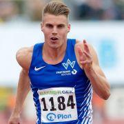«Perfekter Lauf»: Rekord-Coup von Reus über 100 Meter (Foto)