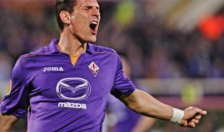 Wechsel von Mario Gomez nach Besiktas Istanbul angeblich schon fix. (Foto)