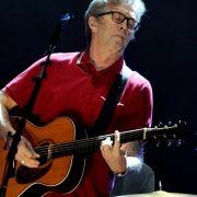 Eric Clapton ist nur noch ungern unterwegs (Foto)