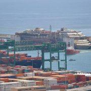 «Costa Concordia»-Bergung geglückt (Foto)