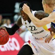 Basketballer gewinnen Härtetest gegen Finnland (Foto)