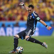 Arsenal holt kolumbianischen Torwart Ospina (Foto)