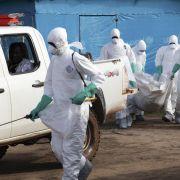 Erster Ebola-Fall in Nigeria - Liberianische Ärzte infiziert (Foto)