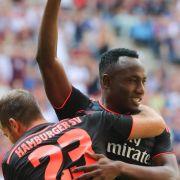 Telekom-Cup: HSV Dritter nach Sieg über Gladbach (Foto)