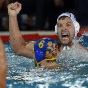 Serbiens Wasserballer verteidigen EM-Titel (Foto)