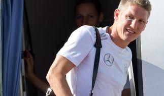 Bastian Schweinsteiger: Er will beim FC Bayern bleiben! (Foto)