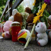 Tod eines Achtjährigen - Polizei warnt vor Selbstjustiz (Foto)