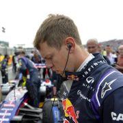 Horner: Vettel-Formtief ist «charakterbildend» (Foto)