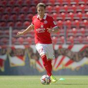 Mainz 05 will Nico Müller nicht an den HSV abgeben (Foto)