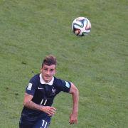 Atlético Madrid verpflichtet Franzosen Griezmann (Foto)