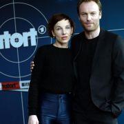 «Tatort»-Dreh mit Meret Becker und Mark Waschke im Herbst (Foto)
