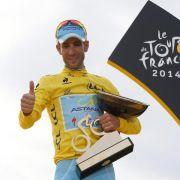 Italien feiert Pantani-Nachfolger - «König Nibali» (Foto)