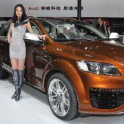 China setzt deutsche Autohersteller unter Preisdruck (Foto)