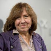 Friedenspreisträgerin über Putin und Ukraine-Krieg (Foto)