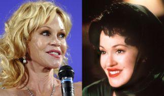 In Verrückt in Alabama (1999, rechts) spielte Melanie Griffith unter der Regie von Ex-Mann Antonio Banderas. Heute bleiben große Rollen aus - liegt es am veroperierten Äußeren? (Foto)