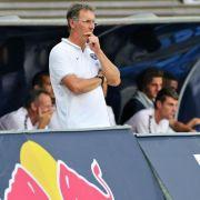 RB Leipzig startet Angriff auf Bundesliga (Foto)