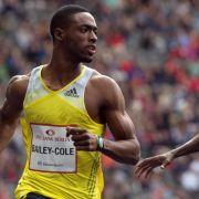 Commonwealth Games: Bailey-Cole gewinnt über 100 Meter (Foto)