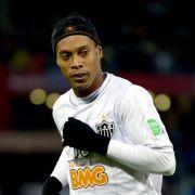 Ronaldinho verlässt Atlético Mineiro (Foto)