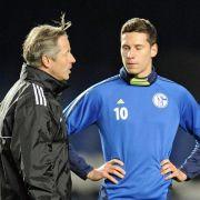 Schalke-Trainer Keller erwartet von Draxler viel (Foto)
