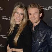 Rosbergs kirchliche Trauung und der Kinderwunsch (Foto)