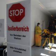 Behandlung von Ebola-Patient in Hamburg weiter ungewiss (Foto)