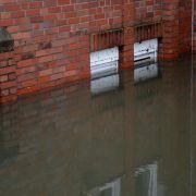 Starkregen überschwemmt Keller: Tipps für Betroffene (Foto)