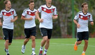Nach Neuer, Özil und Co.: Zweite Goldene Generation? (Foto)