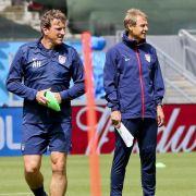 Herzog vier weitere Jahre Co-Trainer von Klinsmann (Foto)