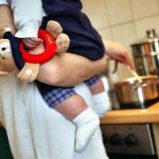 Studie: Betreuungsgeld hält von frühkindlicher Bildung ab (Foto)