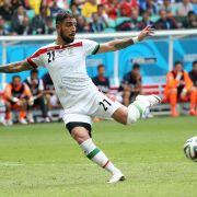 Ex-Wolfsburger Dejagah wechselt von Fulham nach Katar (Foto)