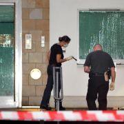 Versuchter Brandanschlag auf Wuppertaler Synagoge (Foto)