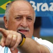 Neustart für Scolari: «Felipão» neuer Trainer bei Grêmio (Foto)