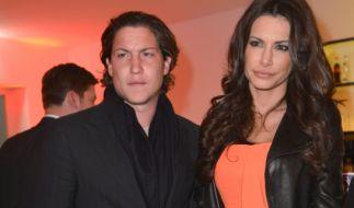 Vito Schnabel und Joanna Tuczynska trafen bei der Berlinale 2013. (Foto)